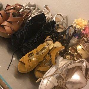 Shoes - Shoe lot